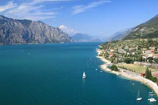 Danau Garda di Italia