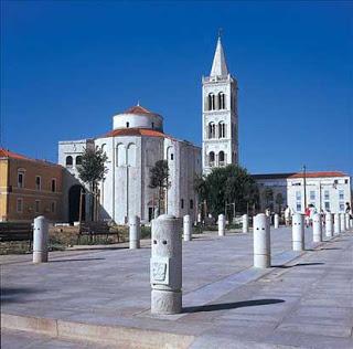 Zadar di Kroasia